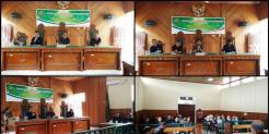 Pembinaan dan Persiapan Akreditasi Pengadilan Negeri Kotobaru oleh Bapak KPT Sumbar dan Tim Akreditasi PT Sumbar