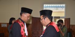 Pengambilan Sumpah dan Pelantikan Wakil Ketua PN Koto Baru